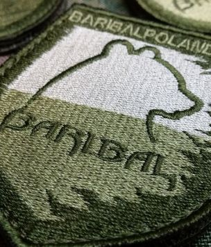 Taktyczna narzepka Baribal