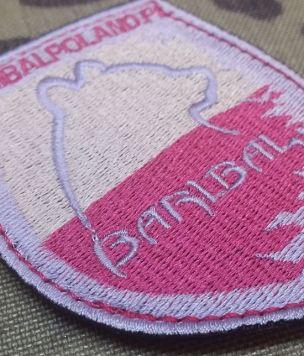Różowa narzepka Baribal