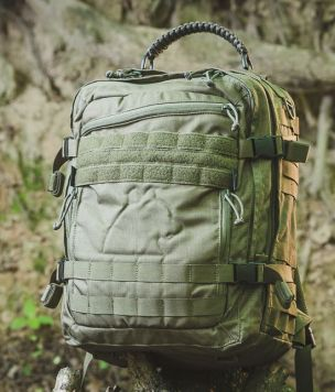 Multifunkcyjny plecak Geron Baribal 28L