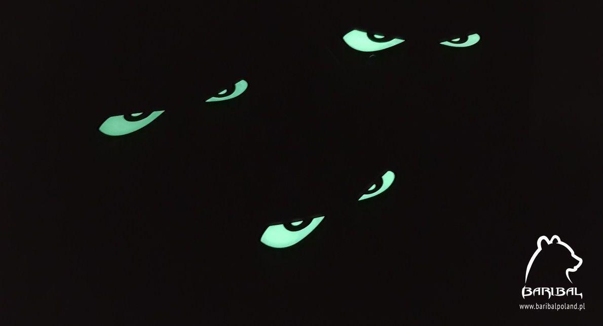 Narzepka świecąca w ciemności