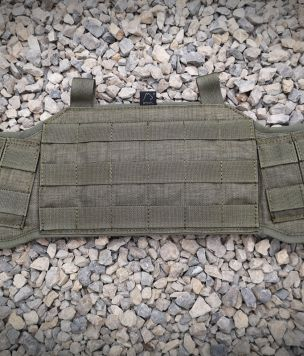 Ergonomic Tactical belt MOLLE