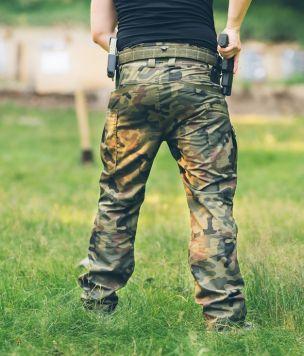 Taktyczne spodnie