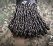Tactical Paracord 550 reflective Type III USA made cordage