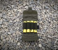 4x 18650 Battery pouch