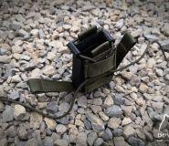 Kydex frames for pistol magazine