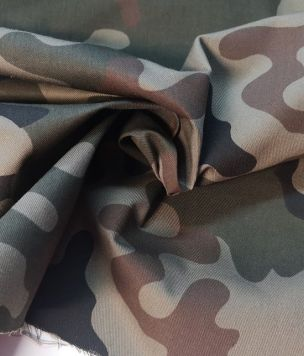 Tkanina odzieżowa jak WZ.93