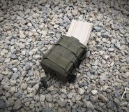 Double - Fast PRO AR15 magazine pouch Kydex