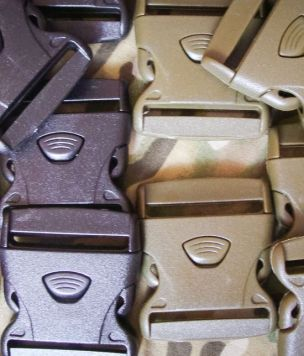 Military Secure Buckle 50mm