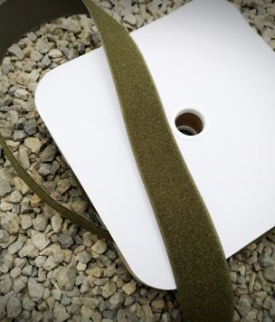 Velcro tape 50mm Army Green loop Alfatex