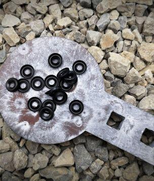 Podkładka metalowa blokująca 13/5x2.4 do Kydex®