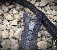 Zipper VISLON 5VS YKK lock grey