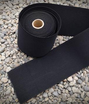 Guma kaletnicza 25mm czarna