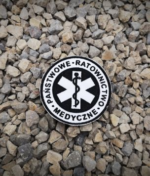 STATE MEDICAL RESCUE + Velcro