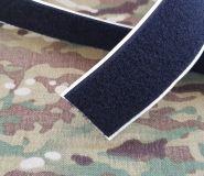 Samoprzylepny rzep pętelka 100mm Velcro® czarny 50cm