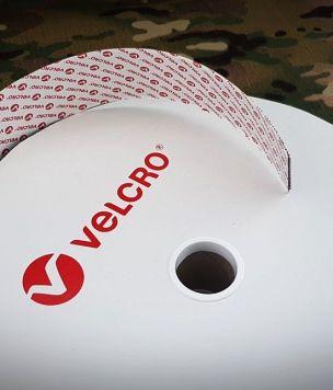 Samoprzylepny rzep haczyk 50mm Velcro® czarny 50cm