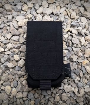 GR-2 granade pouch with velcro flap