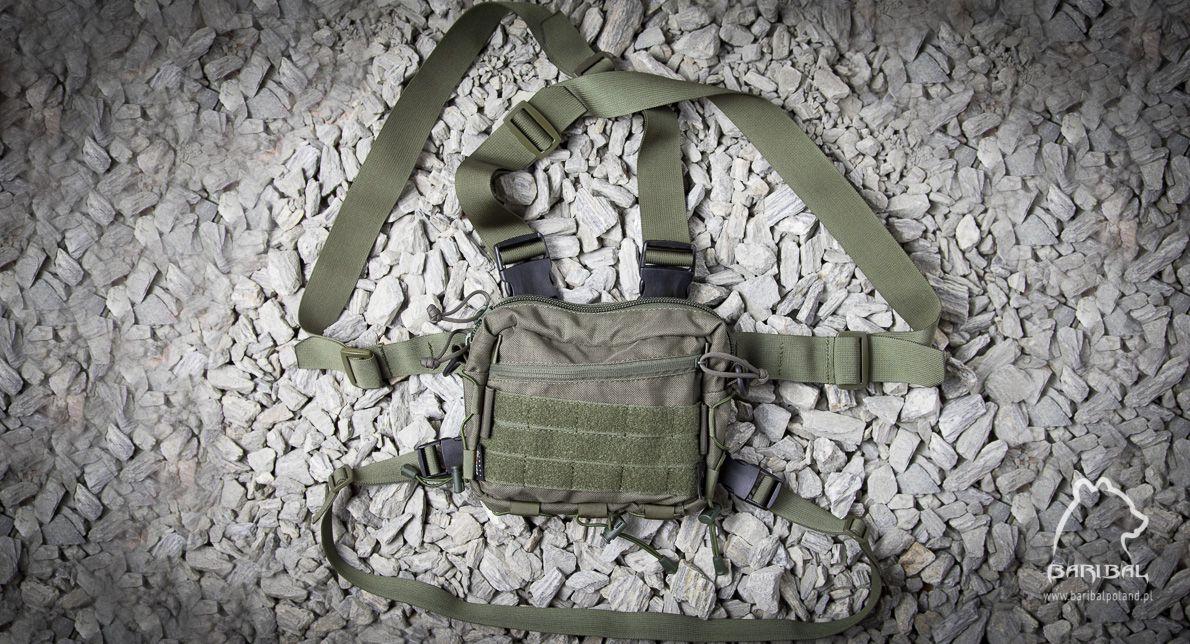 Baribal Kidney Bag Harness