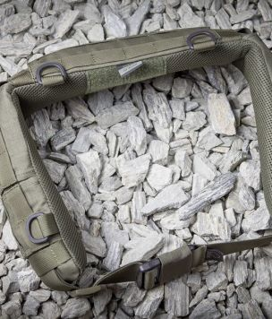 Modular tactical belt