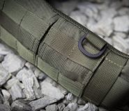 Modular tactical belt