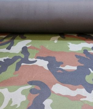 Military Camo Kodura technical fabric 0,5m