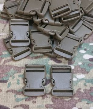 Military Buckle 40mm