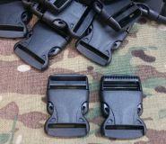 Wojskowa klamra 40mm