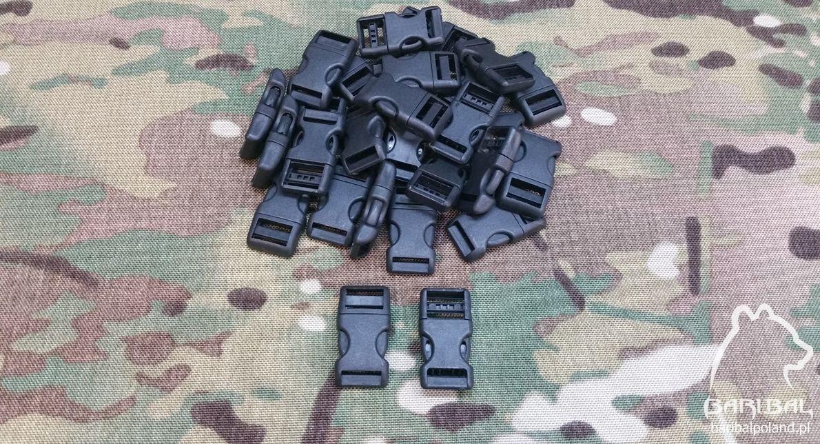 2x Klamra zatrzaskowa 15mm regulowana