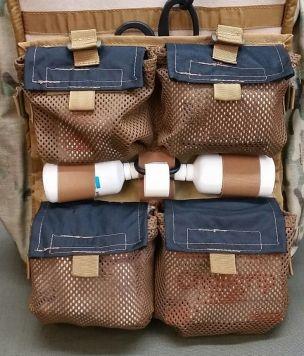 Wymienny moduł do plecaka MEDYCZNY