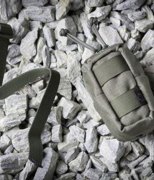 Cargo 1x2 pouch