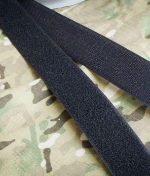 Лента-липучка 30 мм крючок + петелька