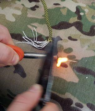 Firecord - linka surwiwal paracord
