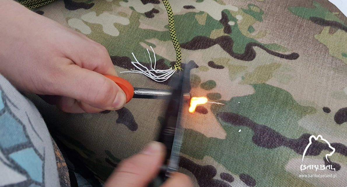 Firecord - linka survival