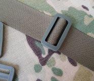 Regulator drabinka 40mm ARMY GREEN