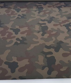 Military Polish WZ.93 Camo Kodura PVC technical fabric 0,5mb