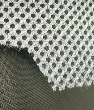 SAMPLE of 3D mesh fabric