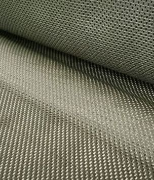 SAMPLE of Mesh fabric