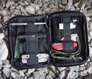 EDC horizontal pocket organizer