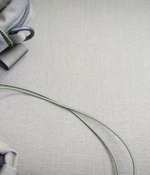 Oryginalna tkanina Cordura 770dtex wojskowa oliwka