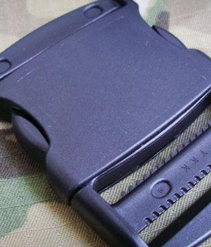 Klamra YKK® 50mm czarna