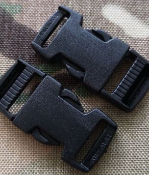 Side Release Buckle 20mm ITW Nexus