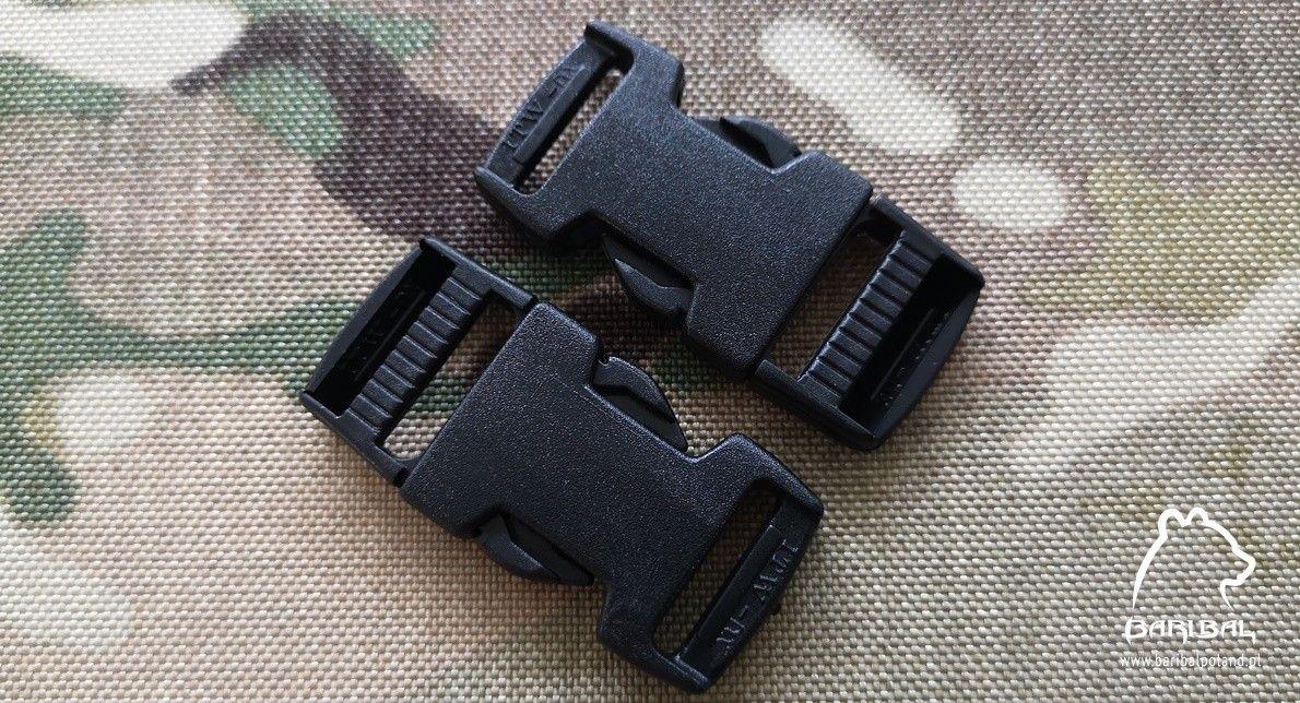 Side Release Buckle 20mm ITW Nexus