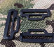 2x Wojskowy adapter do taśm 25/50mm