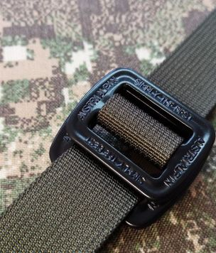 Metal buckle for 25mm webbing AustriAlpin