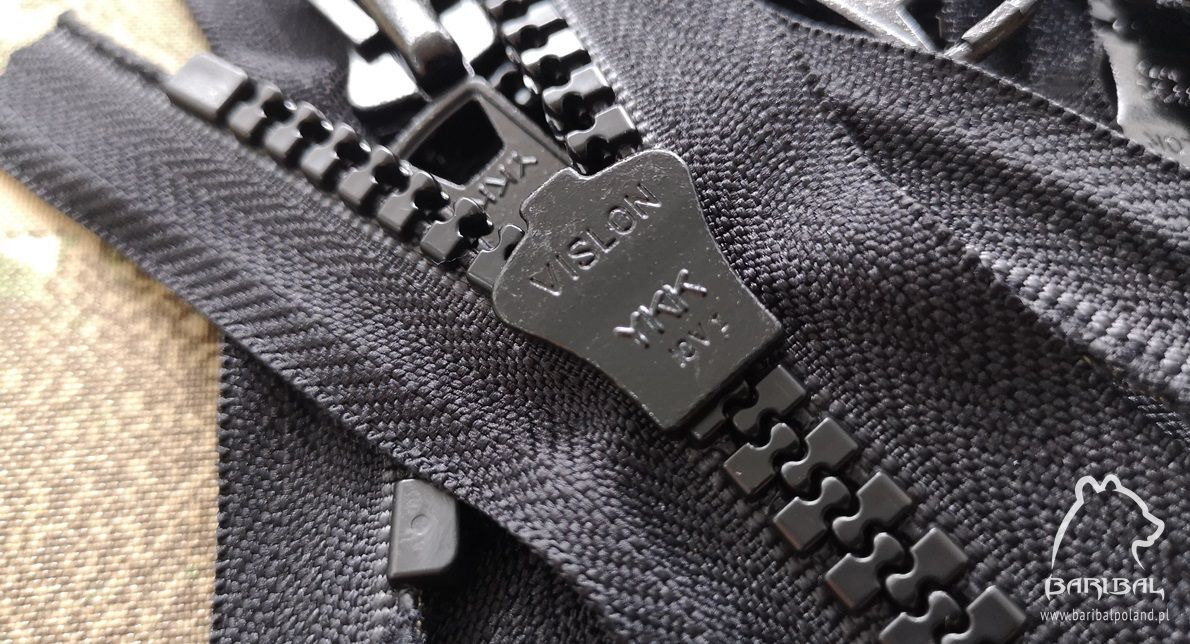 Zipper, slider VISLON 10V YKK automatic