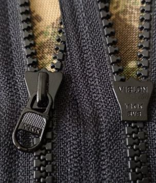 Zipper, slider VISLON 3VS YKK non-lock