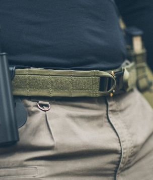 Taktyczny Pas strzelecki 44mm Bastil PRO COBRA