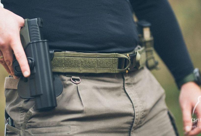 Tactical shooters belt 44mm Bastil PRO