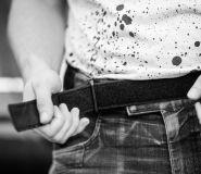 Shooters belt 44mm Bastil PRO