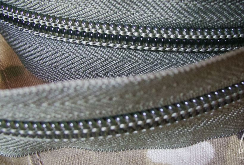 Taśma suwakowa grubospiralna 9mm - 50cm