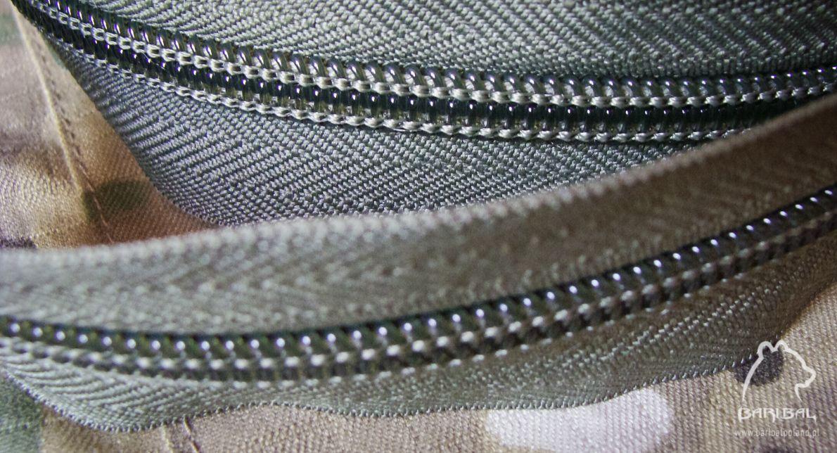 Taśma suwakowa grubospiralna 7mm